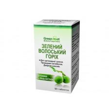 Зеленый грецкий орех, Даникафарм, 90 табл.
