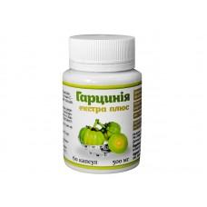 Гарцинія екстра плюс, Вітера, 60 капсул, 500 мг
