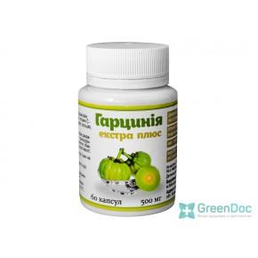 Гарциния экстра плюс, Витера, 60 капсул, 500 мг