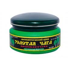 Золотая чага - Микотон, антисептический крем, 50 мл.