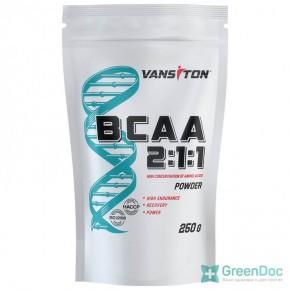 BCAA 2:1:1 Вансітон 250 грам