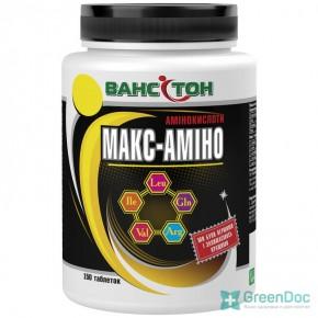Макс-Аміно Вансітон 150 таблеток