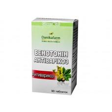 Венотонин-антиварикоз, Даникафарм, 90 табл.