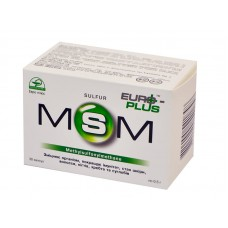 MSM, Євро-плюс, 30 капсул
