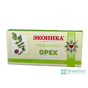 купити Свічки Горіх, Еконіка, в Києві