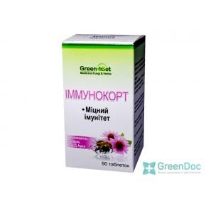Иммунокорт - крепкий иммунитет, Даникафарм, 90 табл.