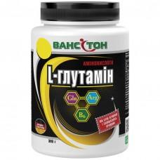 L-глютамин Ванситон 300 грамм