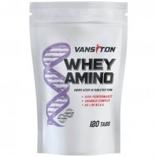 WHEY AMINO (Вей-Аміно) Вансітон 120 таблеток
