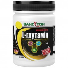 L-глютамин Ванситон 150 капсул