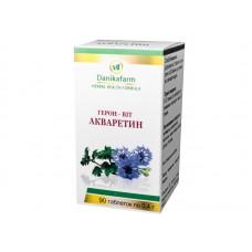Герон-вит Акваретин, Даникафарм, 90 таблеток